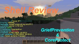 GriefPrevention & CoreProtect: taking the fun out of griefing! Minecraft Blog Post