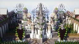 Oasis, A Minecraft work of Art Minecraft Project