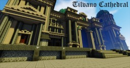 Tilvano Cathedral Minecraft