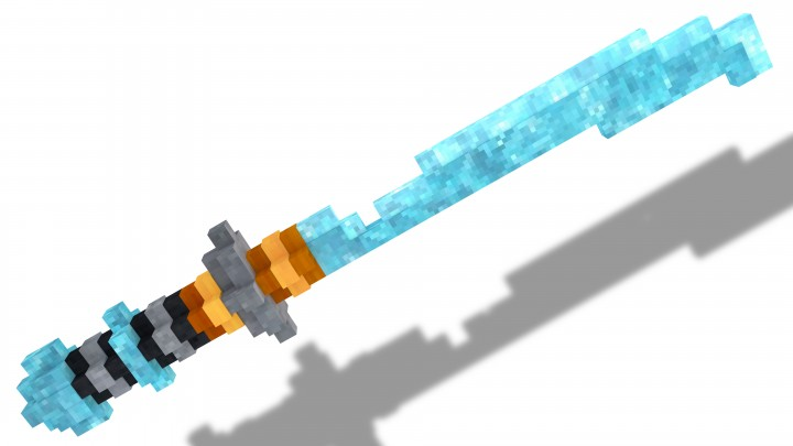 The Diamond Sword.
