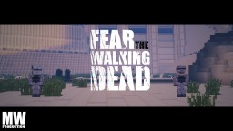 ENG SUBS | MINECRAFT Movie| FEAR THE WALKING DEAD | Minecraft Machinima | Minecraft Blog Post