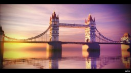 Tower Bridge Minecraft Project