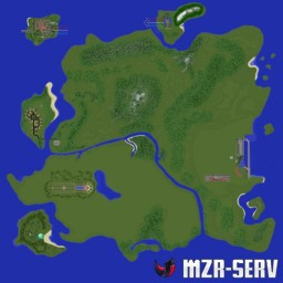 Carte survie modern Minecraft Map & Project