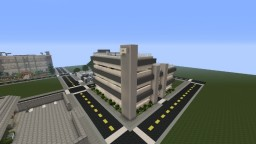 Riverside Parking Lot Garage Minecraft Map & Project