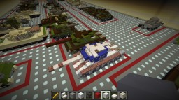 T26E4 Super pershing + Freedom - America Minecraft Project