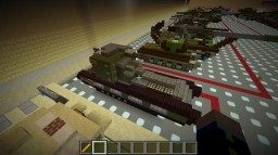 The Whippet - Great Britain Minecraft Project