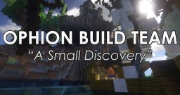 A Small Discovery Minecraft Project