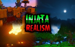 InjataRealism PVP Pack Minecraft Texture Pack