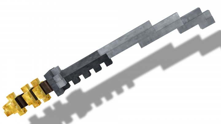 The Iron Sword.