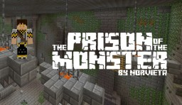 Prison of the Monster — 100% Vanilla Adventure Map Minecraft Map & Project