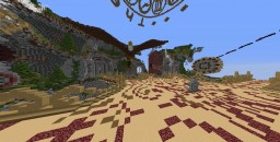 Medieval lobby Minecraft Project