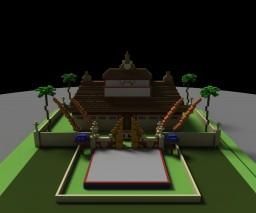 Dragon Ball - World Martial Tenkaichi Budōkai Arts Tournament Arena Minecraft Project