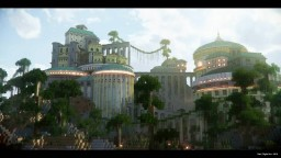 Town of Selva Minecraft Project
