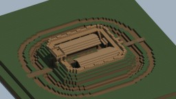 Nersingen - Roman Fortlet Minecraft Map & Project