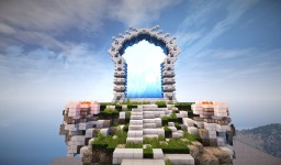 Elf Portal Minecraft Map & Project