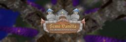 Semivanilla  - The Ultimate Survival Server Minecraft Server