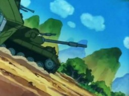 Project: Dragon Ball - Red Ribbon Army - War Vehicles Minecraft Project