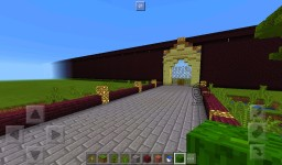 Puerta Postigo Del Palacio (Intramuros, Manila) Minecraft Map & Project