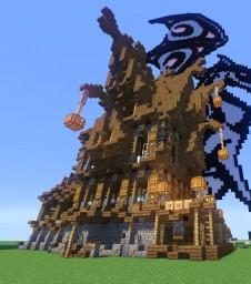 mayssaa | Medieval House Minecraft