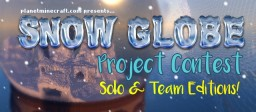 Official Snow Globe Contest Starter Map Minecraft Project
