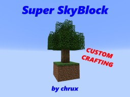 Super SkyBlock Minecraft Project