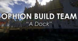 A Dock Minecraft Map & Project