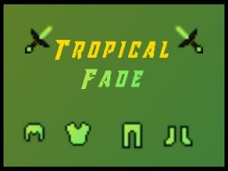 Tropical Fade 1.8 - 1.12.2 Minecraft Texture Pack