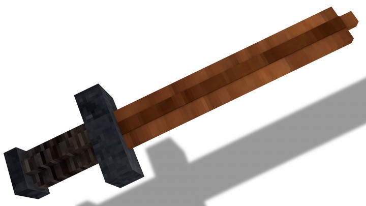 The Wooden Sword.