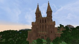 Dirt Castle Minecraft Project