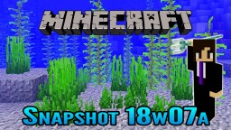 Minecraft Snapshot 18w07a | Turtles, Tridents and More! Minecraft Blog Post