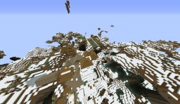Antarctica - very old project, (two villages), in German but understandable for intelligent non-German-speakers Minecraft Project