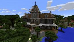Church of Dirkology Minecraft Map & Project