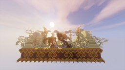 Minecraft 1vs1 Map - DOWNLOAD FREE ! [1.8+] - ANUBIS by TwoPixel Minecraft Project