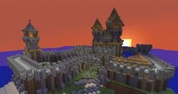 Hybrid Fort Minecraft Server