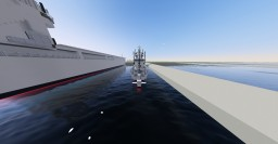 USS Firebolt PC-10 1:1 Minecraft Project