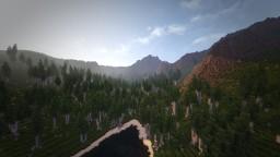 Birch island Minecraft
