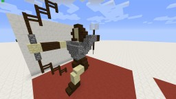 Archer Statue Minecraft Map & Project