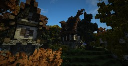 Cooperage and Tavern Minecraft