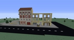 Let´s Build a City Minecraft Map & Project