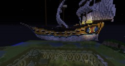 4th Rate Ship Of the line Minecraft Map & Project