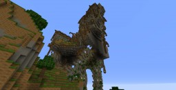 Oplion and Amplion City Minecraft Map & Project