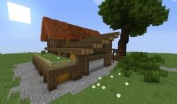 Uncle's Secret Basement Minecraft Project