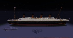 2:1 Scale RMS Titanic 945,000 blocks DOWNLOAD COMING SOON Minecraft Map & Project