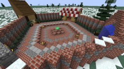 Small Hub/Lobby Village Center | Free Server Use | Minecraft Map & Project