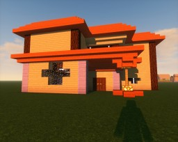 Sweet home 1.12.2 Minecraft Map & Project