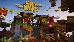 SkyWars Lobby Minecraft