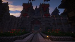 Kingdom Build!  [Unnamed] Minecraft Map & Project
