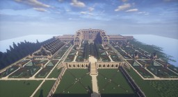 [Minecraft Baroque Palace with Interior] [Project, under constructions] Minecraft