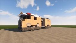 Firetruck Minecraft Map & Project