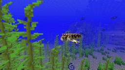 Hawkbill Sea Turtles Minecraft Texture Pack
